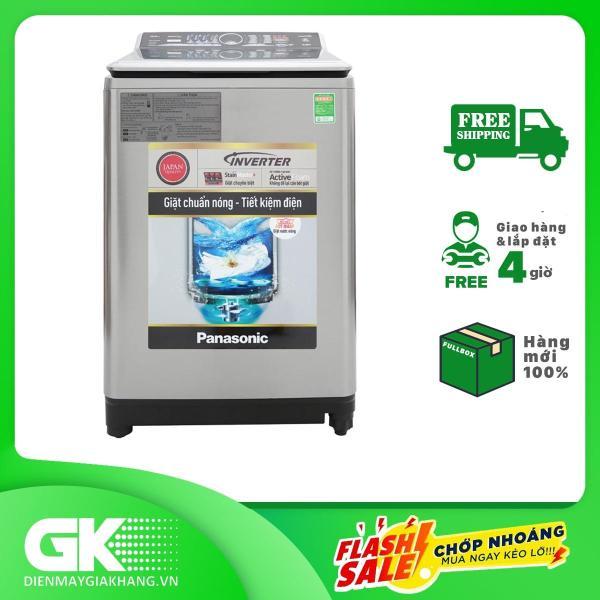 Bảng giá TRẢ GÓP 0% - Máy Giặt Panasonic 16Kg NA-FS16V7SRV, Công nghệ giặt  Giặt nước nóng StainMaster+, Dual Power Cascade cho Luồng nước mạnh mẽ hơn - Bảo hành 24 tháng- Bảo hành 2 năm Điện máy Pico