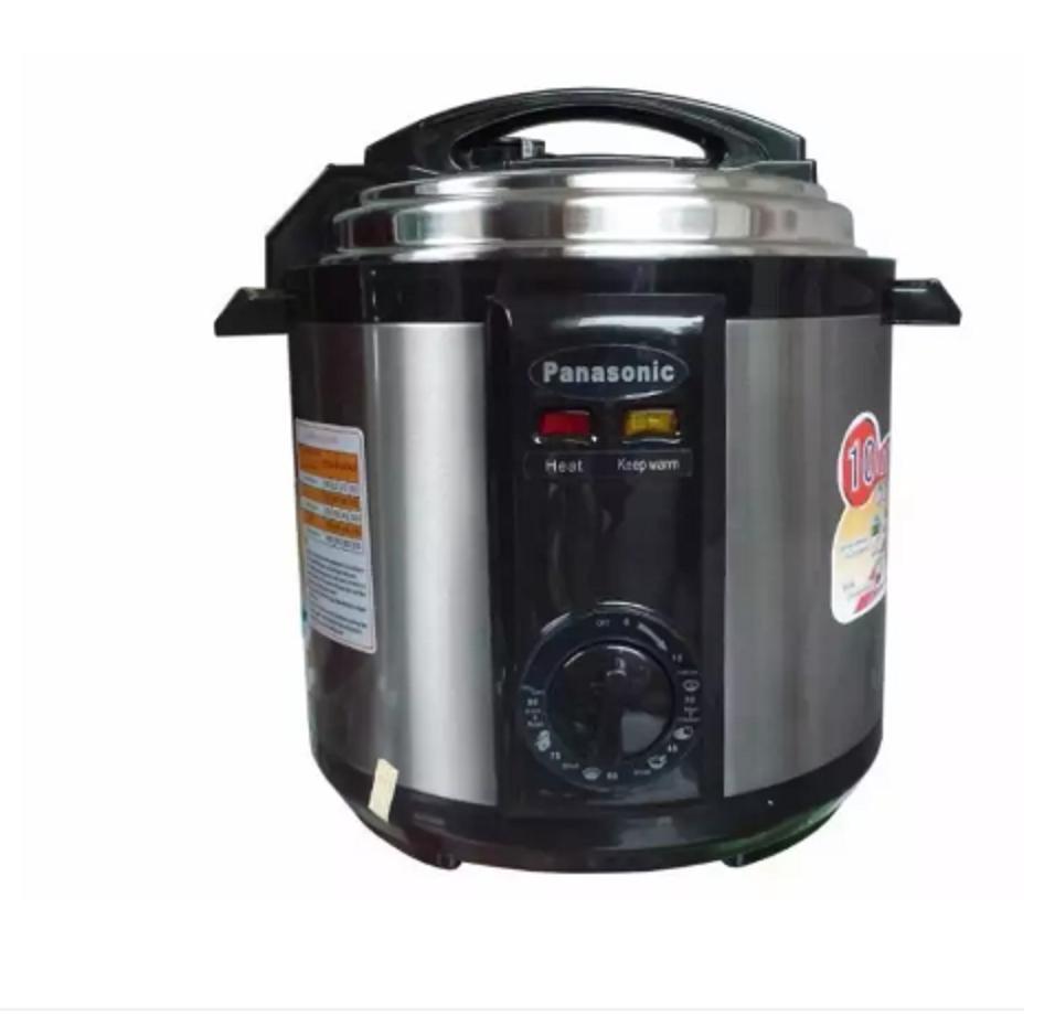 đồ gia dụng nồi áp suất điện panasonic loại tốt 6 lít