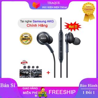 ( Bảo hành chính hãng ) Tai nghe samsung akg S10 âm chuẩn đàm thoại tốt thumbnail