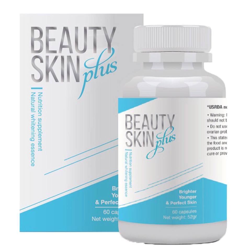 Viên uống trắng da Beauty Skin Plus
