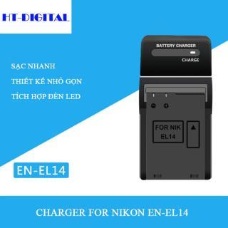 Sạc pin Nikon EN-EL14 thumbnail