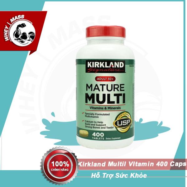 Viên Uống Bổ Sung Vitamin Tổng Hợp Kirkland Multil Vitamin 400 Viên