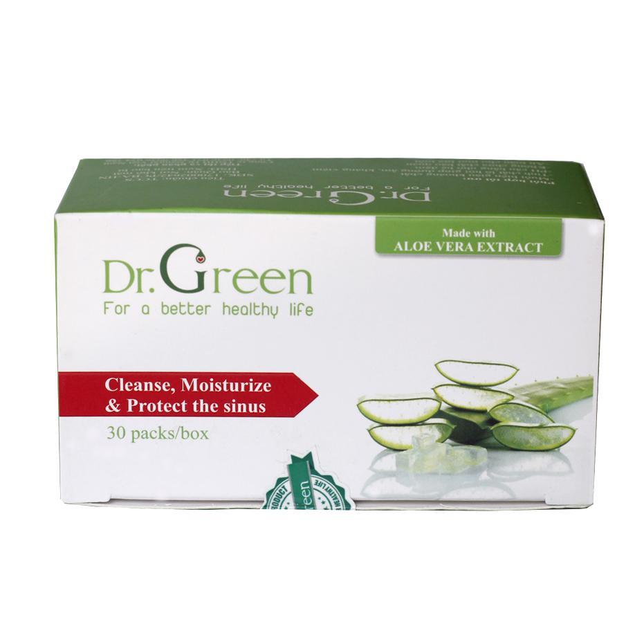 Bộ 30 gói muối lô hội Dr green Nhật Bản