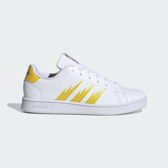 Giày Tennis Nữ | Zapatilla Adidas Advancourt K FW3187 | Kankun Sport Shop giá rẻ