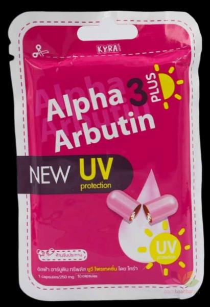 Bột Kích Trắng Alpha Arbutin 3 Plus UV tốt nhất