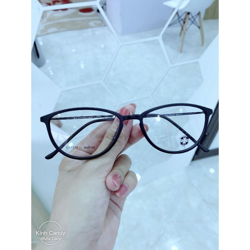 Giá bán Gọng kính mắt mèo cho người mặt nhỏ 2209 - Tiệm kính Candy