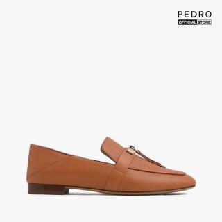 PEDRO - Giày đế bệt mũi tròn Collapsible Leather PW1-66620003-51 thumbnail