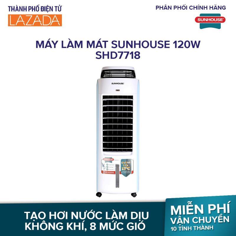 Bảng giá Máy làm mát Sunhouse 120W SHD7718