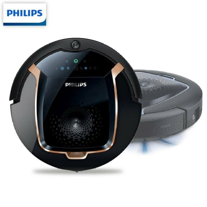 Robot hút bụi thông minh nhãn hiệu Philips FC8820 SmartPro Active