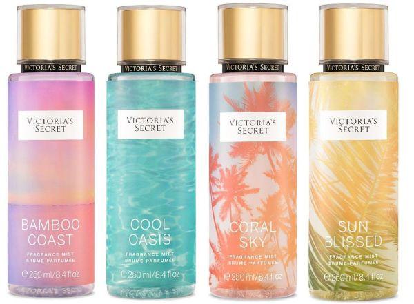 Xịt thơm toàn thân hương nước hoa VICTORIAS SECRET Mists 250ml