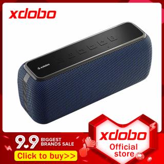 Loa Bluetooth XDOBO X8-ii 60W Chính hãng Siêu trầm Công suất cao Không thấm nước thumbnail