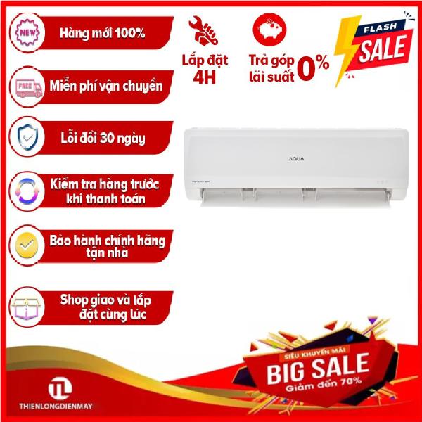 Bảng giá Máy Lạnh AQUA Inverter 1.5 HP AQA-KCRV13WNMA