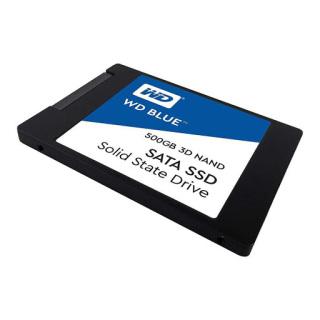 Ổ Cứng SSD WD Blue 3D NAND 500GB WD WDS500G2B0A (2.5 inch) - Hàng Chính Hãng thumbnail