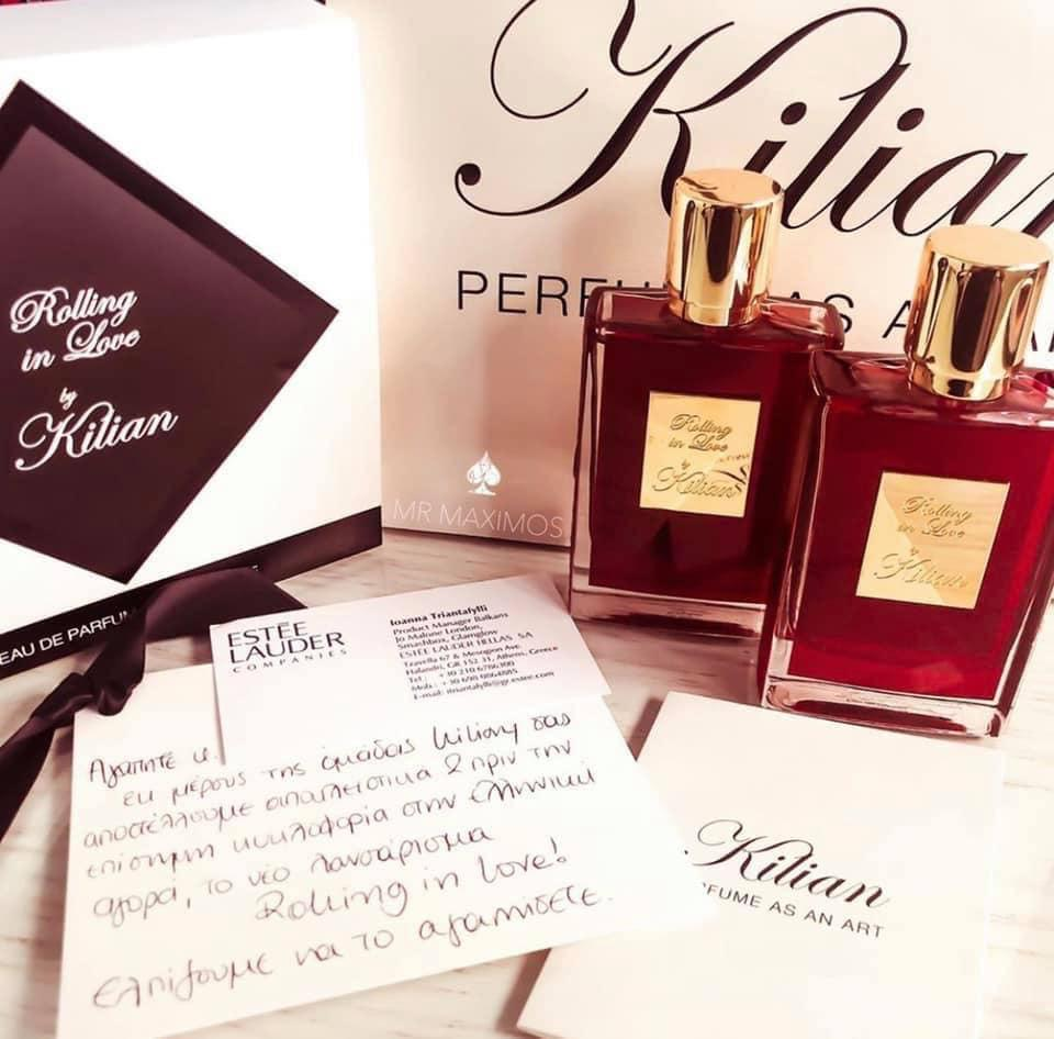 Nước Hoa Unisex - By Kilian Rolling In Love (Eau De Parfum) 50ml nhập khẩu