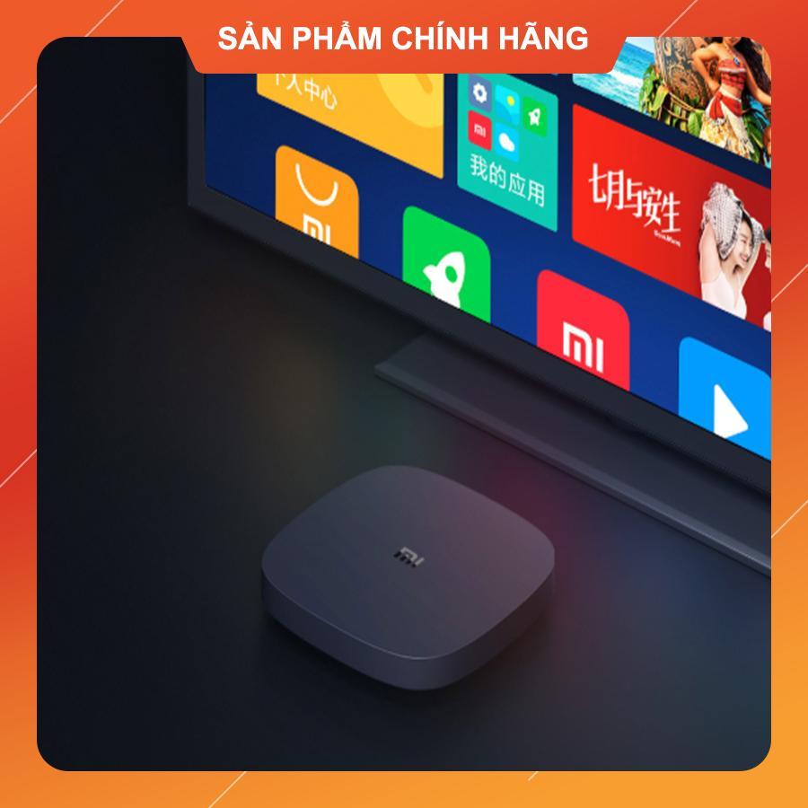 Bảng giá Đầu Android TV Mi Box S 4k Quốc Tế