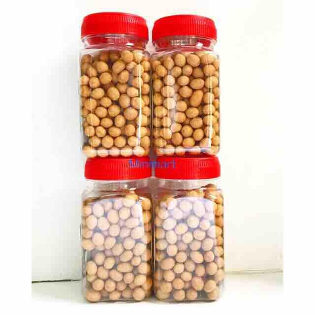 1kg đậu phộng da cá cốt dừa (4 hũ 250g)