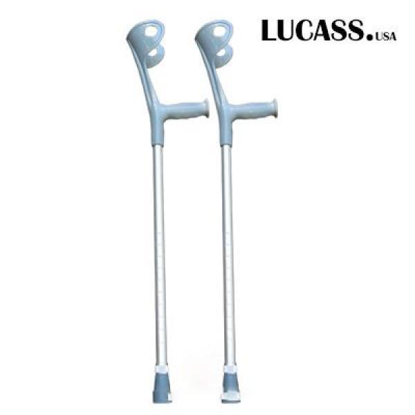 Nạng khuỷu tay hợp kim nhôm cao cấp Lucass C37 - 1 Chiếc
