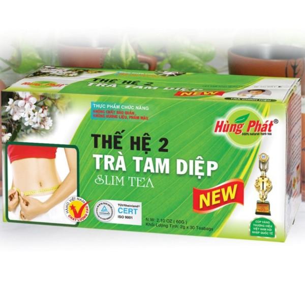 trà giảm cân TAM DIỆP HÙNG PHÁT THẾ HỆ 2