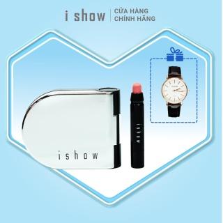 ishow Phấn nước đa năng cao cấp Kem Nền Mịn Son môi Bộ Air Cushion Foundation Lipstick Set thumbnail