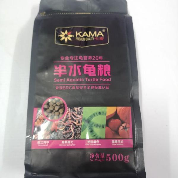 Thức ăn dinh dưỡng cho rùa baba 500gram KAMA