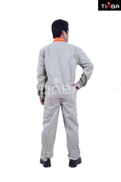 SIÊU KHUYẾN MÃI -  Bộ quần áo bảo hộ lao động kỹ sư TINBA 04 – Đẳng cấp về đồ bảo hộ
