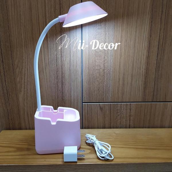 Đèn học thông minh - công tắc cảm ứng 3 mức sáng - Đèn để bàn - DN801