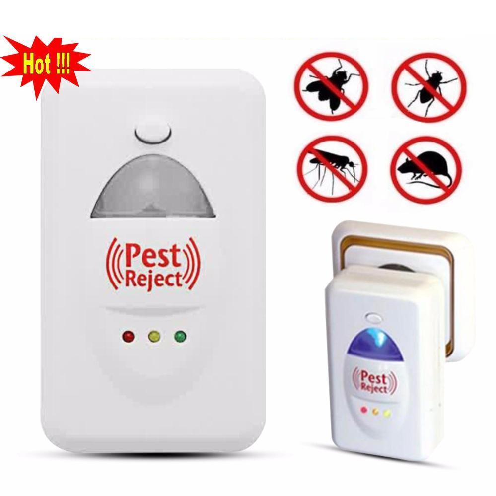 [HOT] Máy Đuổi Chuột  Và Côn Trùng –  Pest Reject Cao Cấp – An Toàn Hiểu Quả Cao – Tiện Lợi