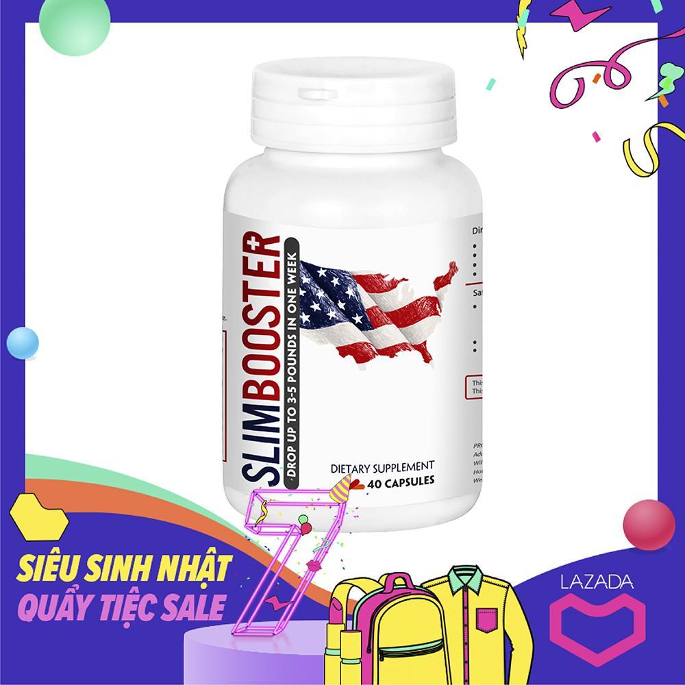 Viên uống hỗ trợ giảm cân SlimBooster