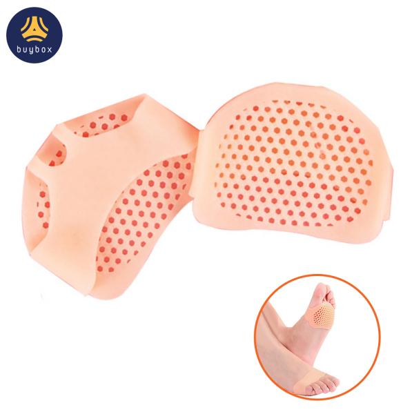 Combo vớ silicone tổ ong đệm êm lòng bàn chân phía trước - buybox - BBPK67-5-10 giá rẻ