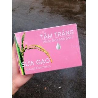 Tắm Trắng Sữa Gạo Thái Lan White Rice Milk Bath thumbnail