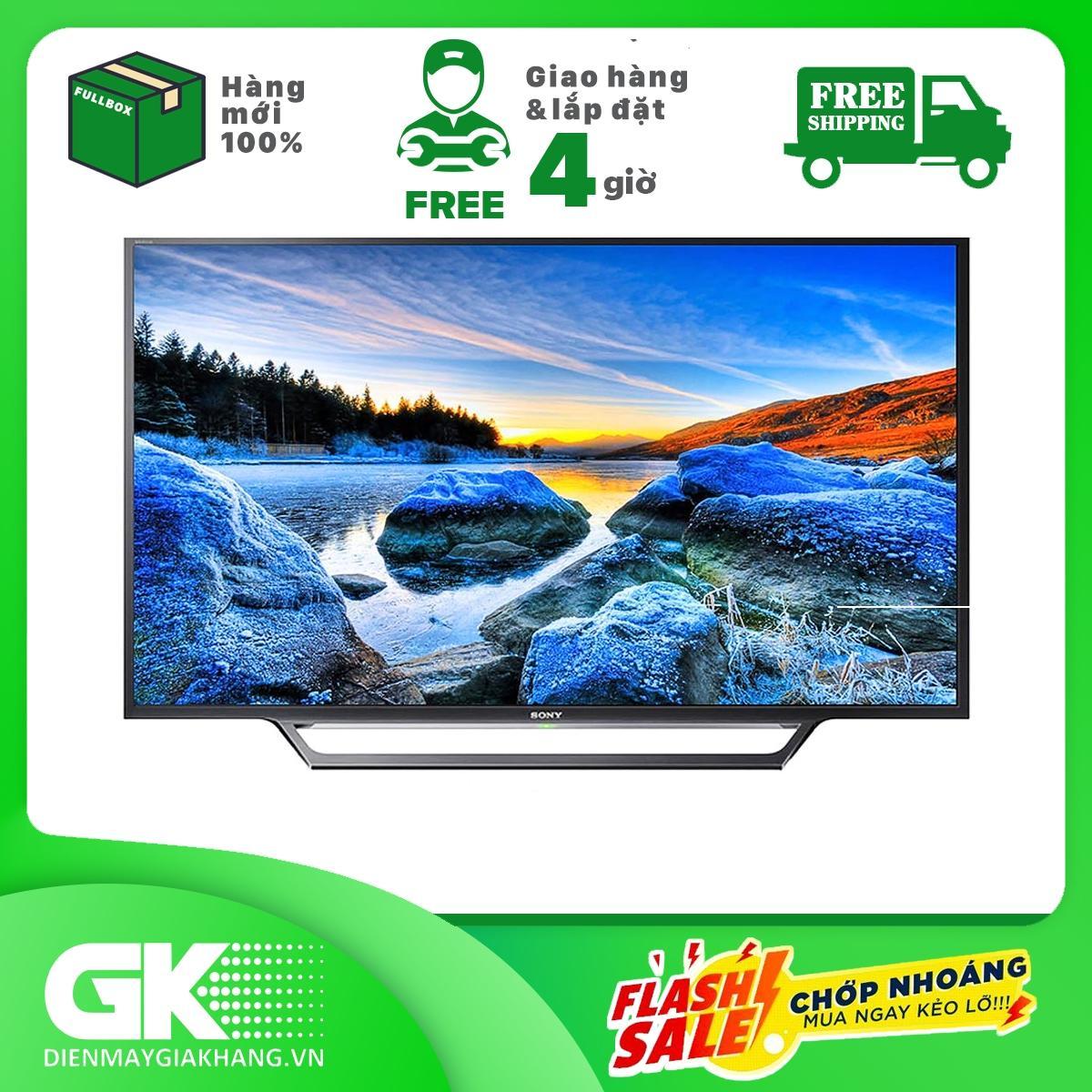 Bảng giá Internet Tivi Sony 40 inch KDL-40W650D Full HD - Hình ảnh sắc nét với công nghệ độc quyền X-Reality PRO - Âm thanh mạnh mẽ, bùng nổ với công nghệ Dolby Digital - Bảo hành 2 năm
