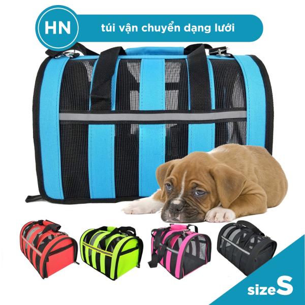 [HN] Túi Vận Chuyển Bằng Lưới Cho Chó Mèo- Phụ Kiện Cho Thú Cưng