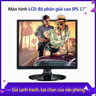 Màn hình máy tính LCD 17 inch, 19 inch máy tính để bàn màn hình HD chơi game xem phim Black Friday thumbnail