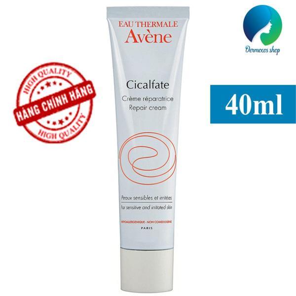 Kem phục hồi da làm lành sẹo Avene Cicalfate Repair Cream 40ml DMCMP027 giá rẻ