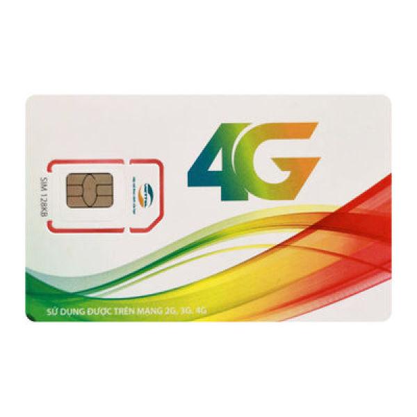 Giá Sim 4G Viettel gói 4GB/ngày (120Gb/tháng) + 50 Phút gọi ngoại mạng + Gọi nội mạng miễn phí ổn hơn  Sim V90
