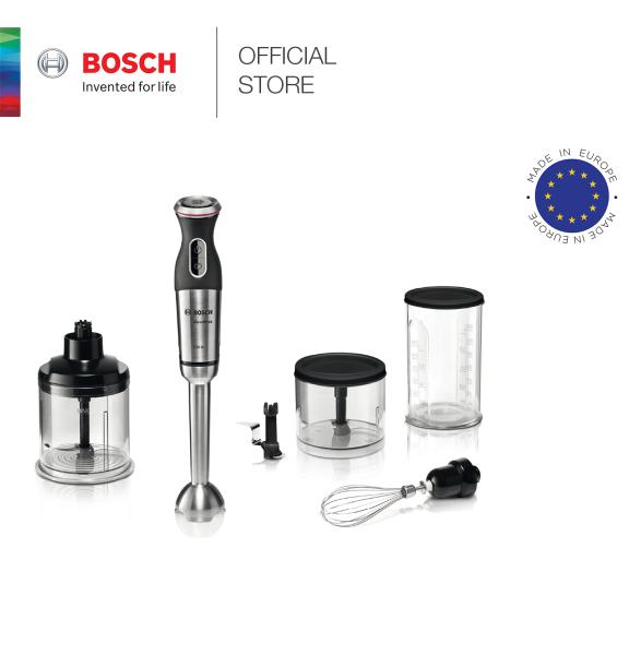 Bosch | Máy Xay Cầm Tay, Màu Đen/Inox, Model MSM87180