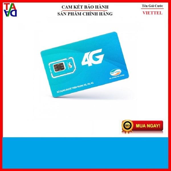 Sim 4G Viettel 12UMAX50N ( Viettel D500 Plus ) Tặng 5GB 1 Tháng Trọn Gói 1 Năm - Hết 5GB về Tốc Độ Tối Đa 3Mbps