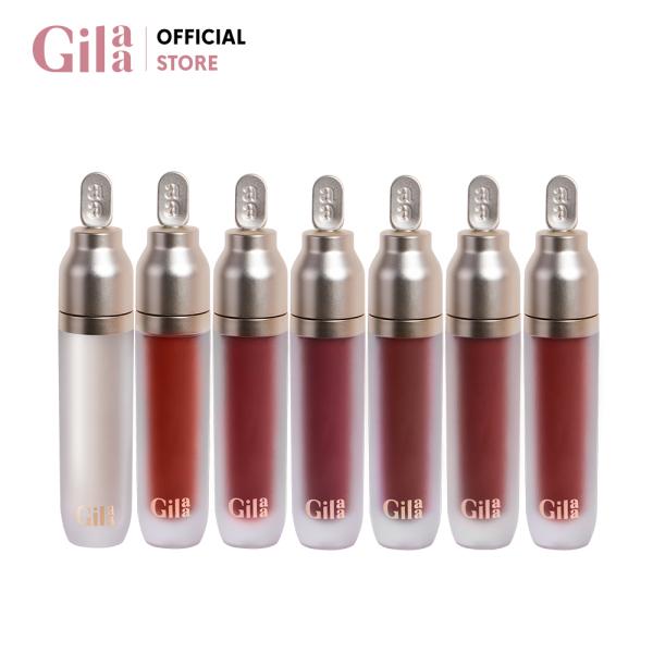 Son Gilaa Plumping Lip Serum - Phiên bản Velvet Tint Hoàn Hảo (3.6g)