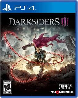 Đĩa game PS4 Darksiders III thumbnail