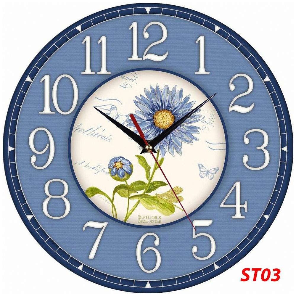 Nơi bán Đồng hồ treo tường sáng tạo ST03