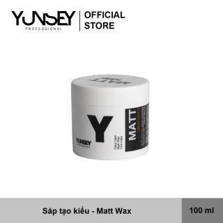 Sáp tạo kiểu Yunsey Matt Wax 100ml