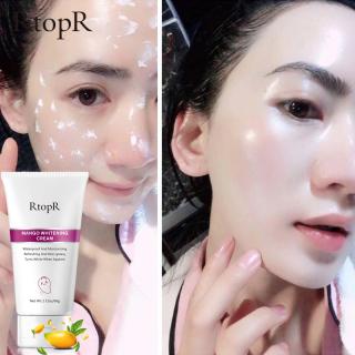 Kem RtopR chiết xuất xoài không nhờn dưỡng ẩm tái tạo làm trắng da dùng cho mặt và toàn thân - INTL thumbnail