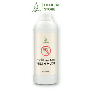 Nước lau sàn nhà tinh dầu 1000ml JULYHOUSE tinh dầu thiên nhiên, có tác dụng hiệu quả trong việc khử mùi hôi, mùi ẩm mốc xua đuổi muỗi và côn trùn thumbnail
