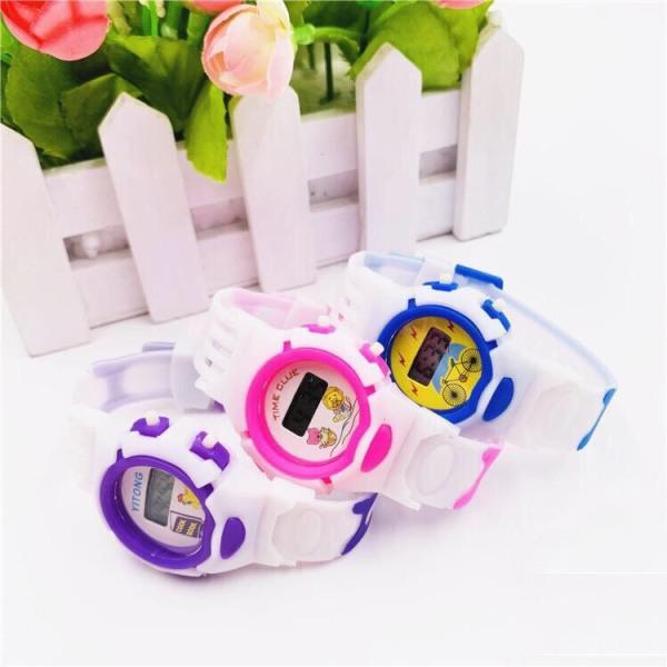 Nơi bán Đồng hồ điện tử trẻ em TIME CLUE Sport hoạt hình ngộ nghĩnh mẫu mới
