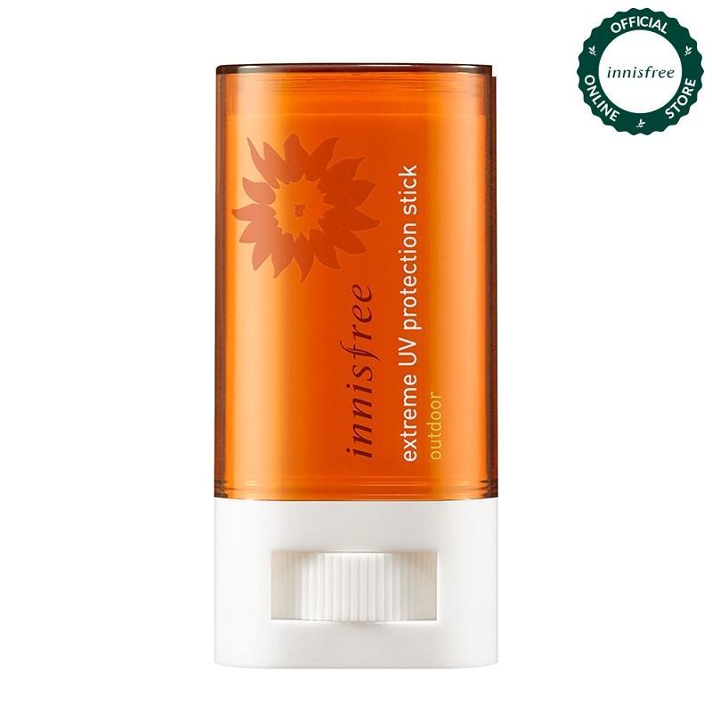 Thanh chống nắng vượt trội Innisfree Extreme UV Protection Stick Outdoor SPF50+/PA++++ 19g tốt nhất