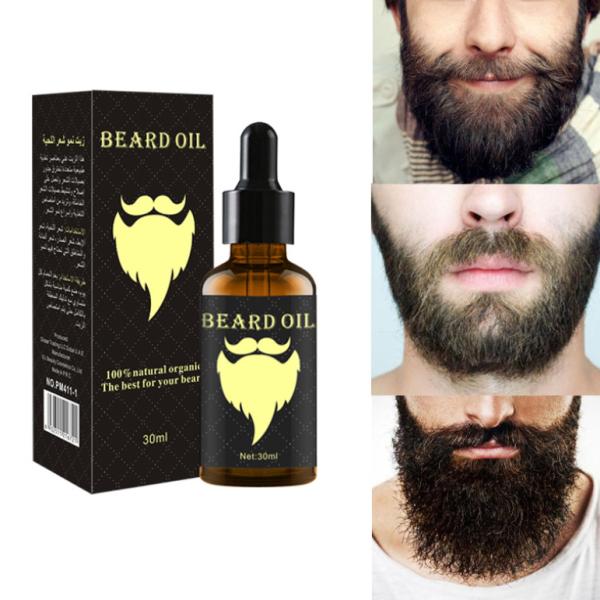 Tinh dầu kích thích mọc râu Beard Oil 30ml