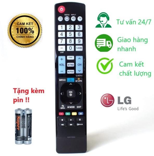 Bảng giá Điều khiển tivi Lg smart dài , phím nhạy , bảo hành .
