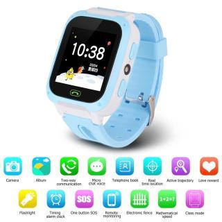 Đồng hồ thông minh định vị trẻ em MT005, Vòng đeo tay trẻ em chống nước thông minh thiết bị đeo tay di động SmartWatch giá rẻ. chinh hang BH UY TÍN 12 THÁNG thumbnail