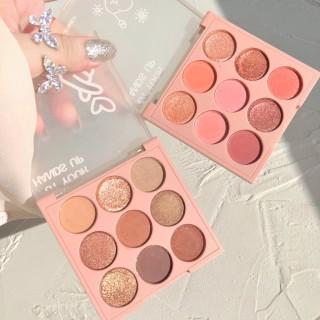 [Sweet Mint] Bảng mắt 9 ô Sweet Mint Show Your Time sản phẩm tốt chất lượng cao và cam kết hàng đúng như hình ảnh thumbnail
