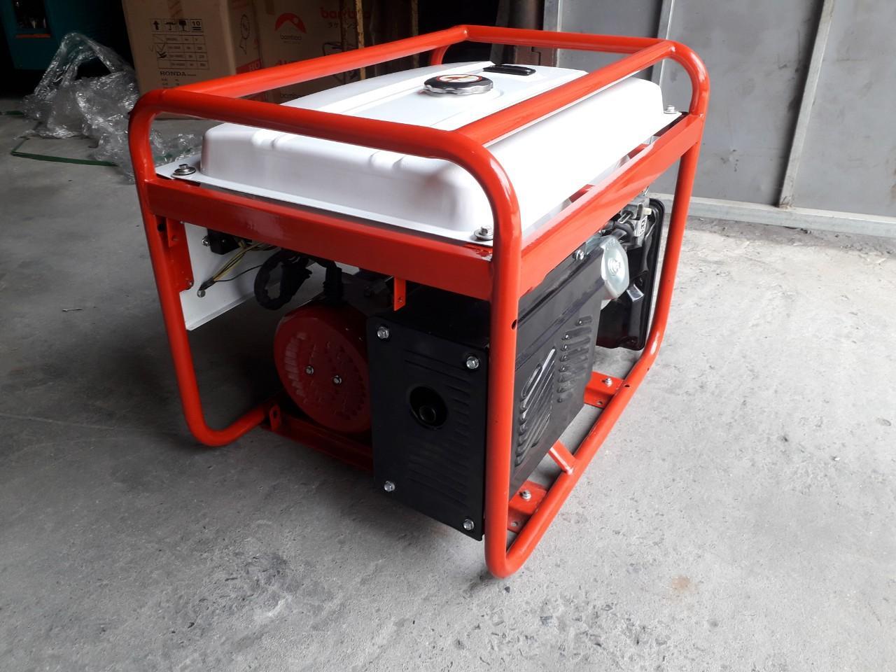 Máy phát điện Honda SH4500 4,5KW - CÓ ĐỀ